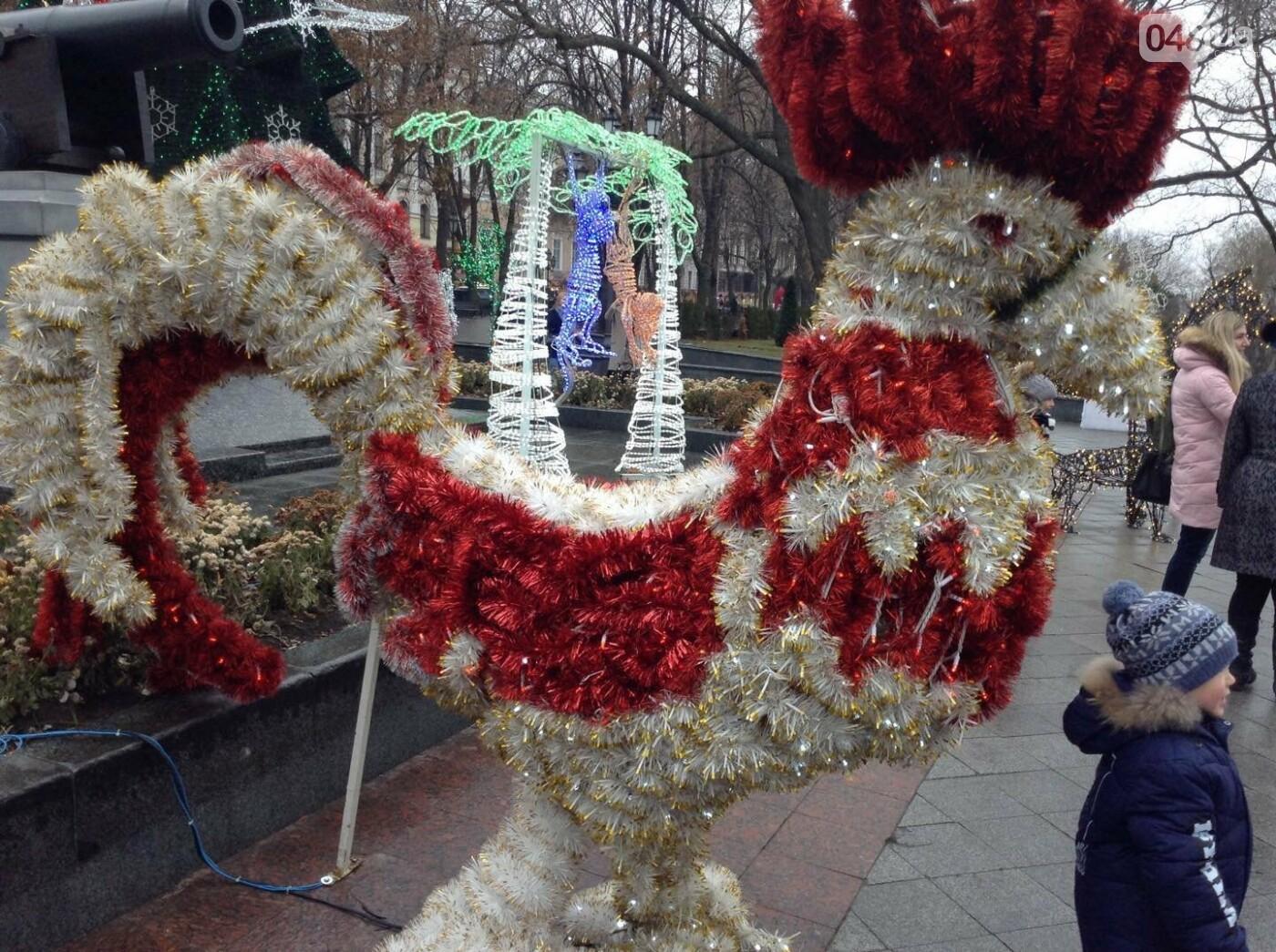 """Новогодняя иллюминация от горсовета """"отсвечивает"""" уголовными делами, - ФОТО, фото-10"""