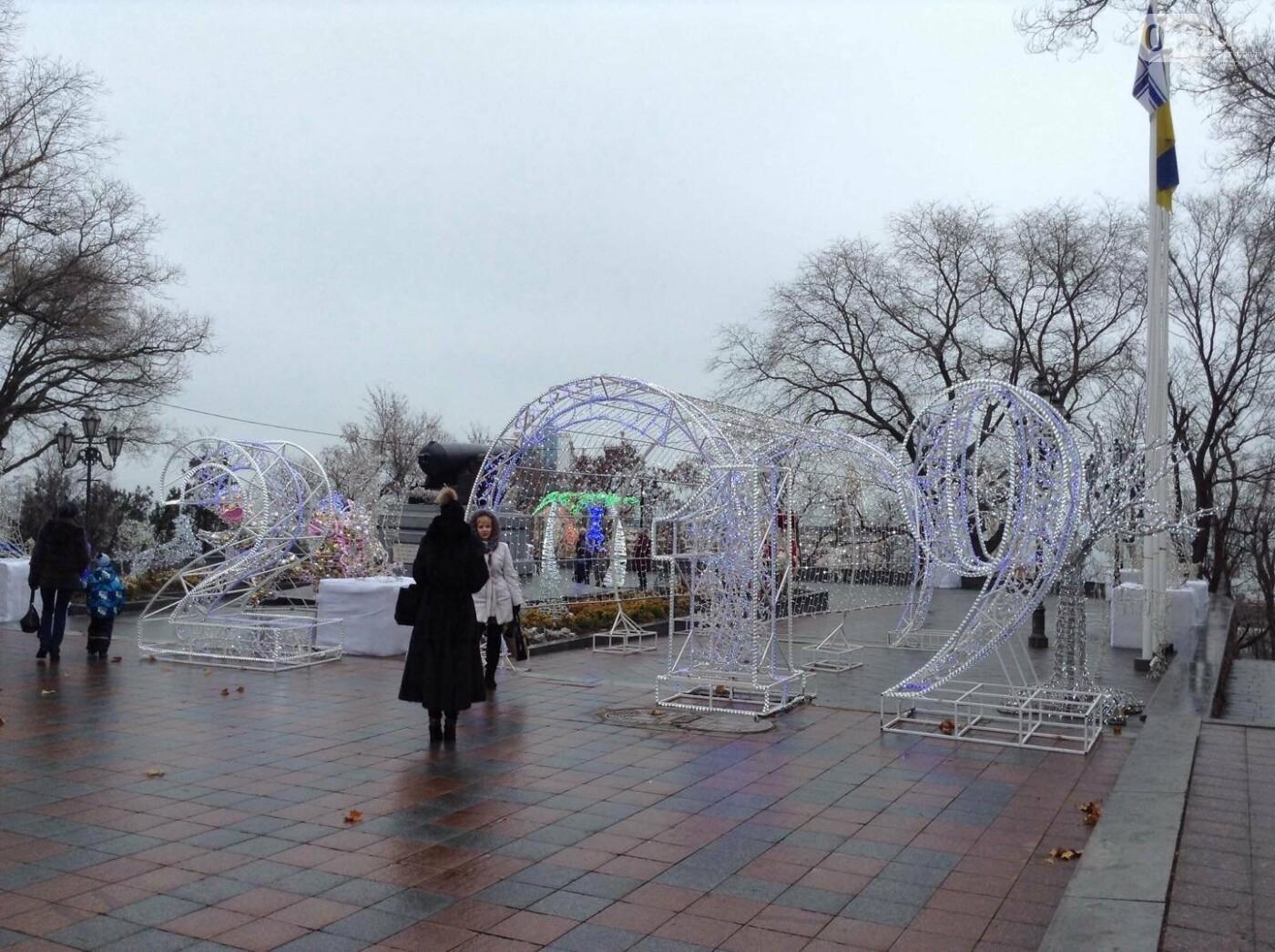 """Новогодняя иллюминация от горсовета """"отсвечивает"""" уголовными делами, - ФОТО, фото-6"""