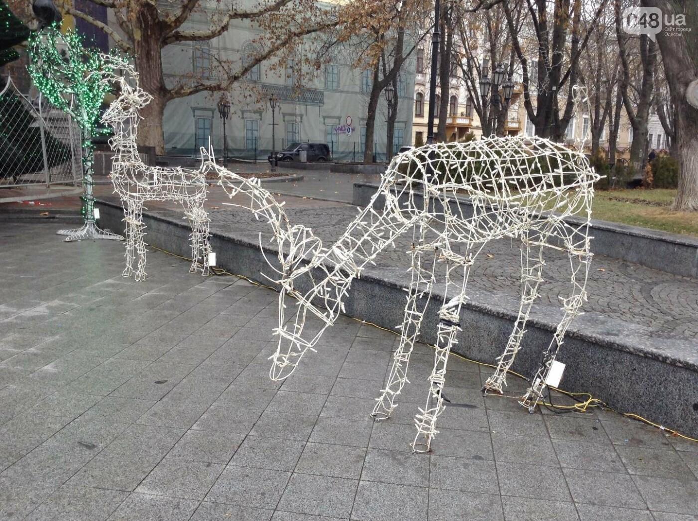 """Новогодняя иллюминация от горсовета """"отсвечивает"""" уголовными делами, - ФОТО, фото-20"""