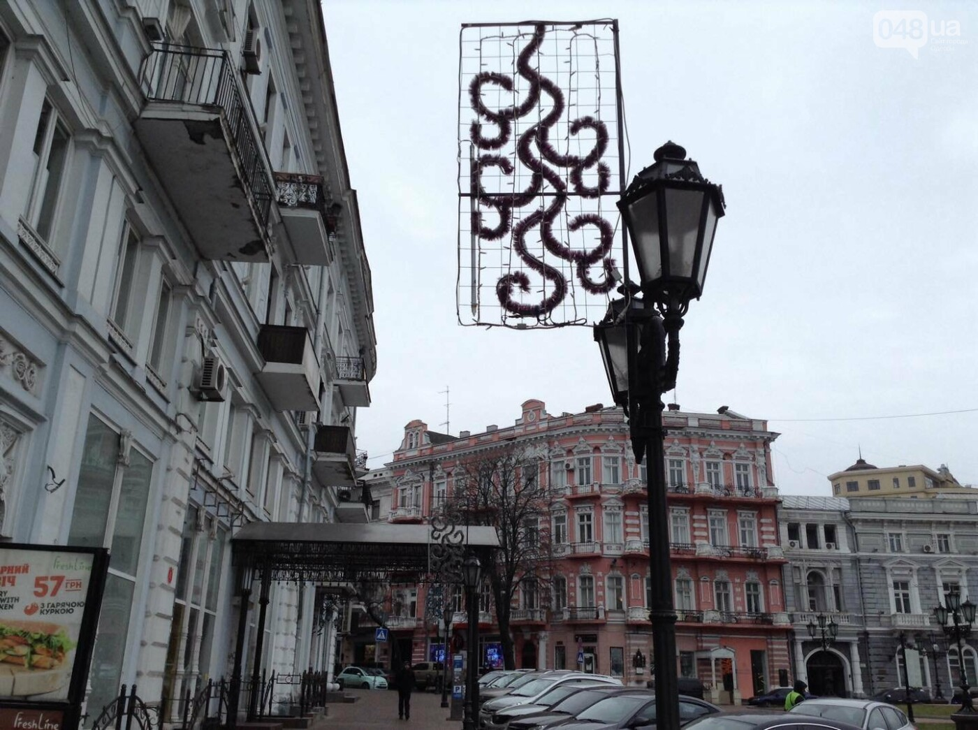 """Новогодняя иллюминация от горсовета """"отсвечивает"""" уголовными делами, - ФОТО, фото-28"""