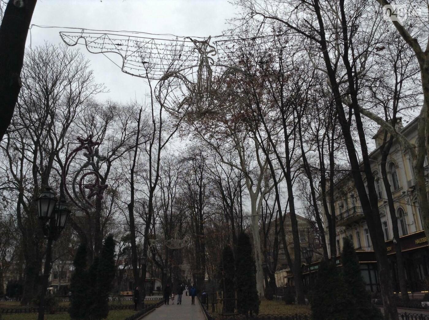 """Новогодняя иллюминация от горсовета """"отсвечивает"""" уголовными делами, - ФОТО, фото-37"""