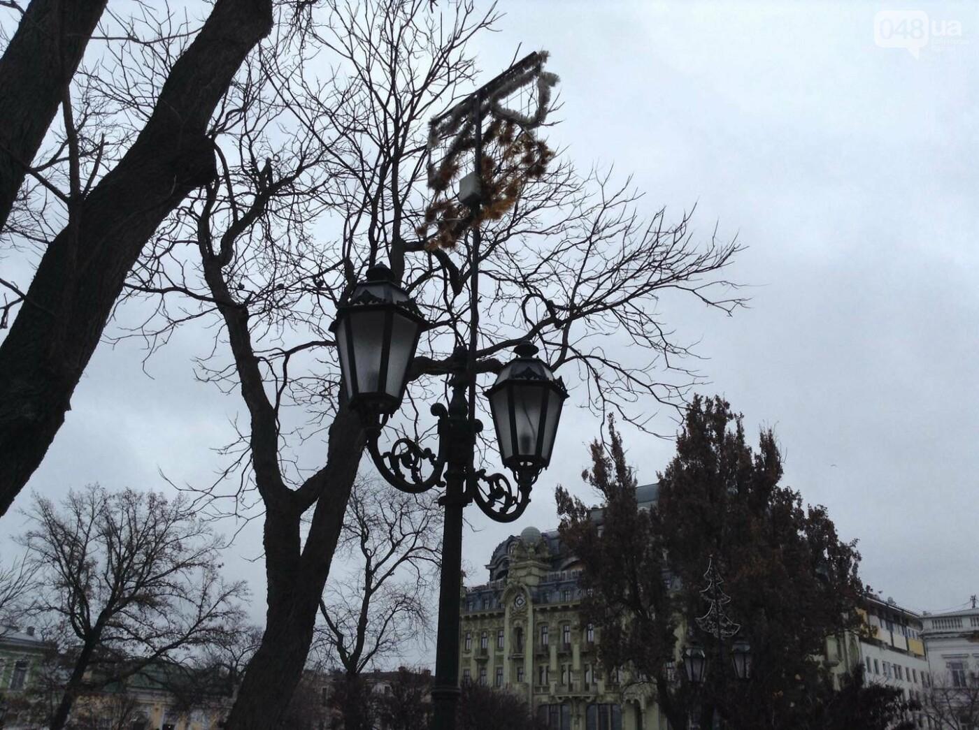 """Новогодняя иллюминация от горсовета """"отсвечивает"""" уголовными делами, - ФОТО, фото-34"""