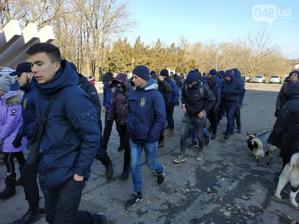 Активисты отвоевывают незаконно захваченный участок одесского парка, - ФОТО, ВИДЕО , фото-4