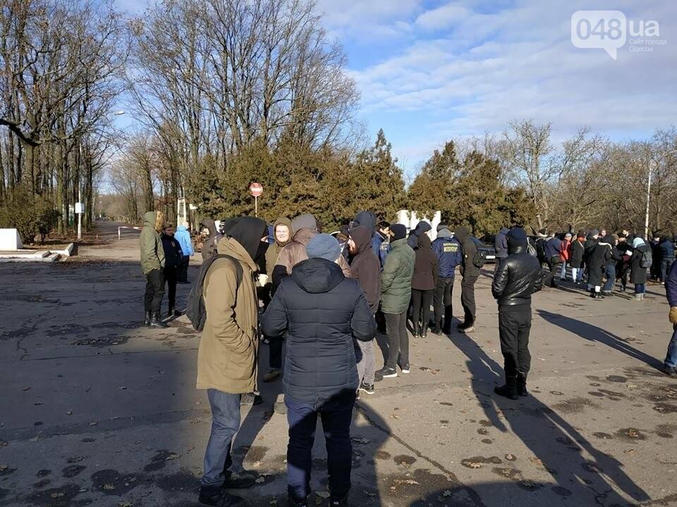 Активисты отвоевывают незаконно захваченный участок одесского парка, - ФОТО, ВИДЕО , фото-14