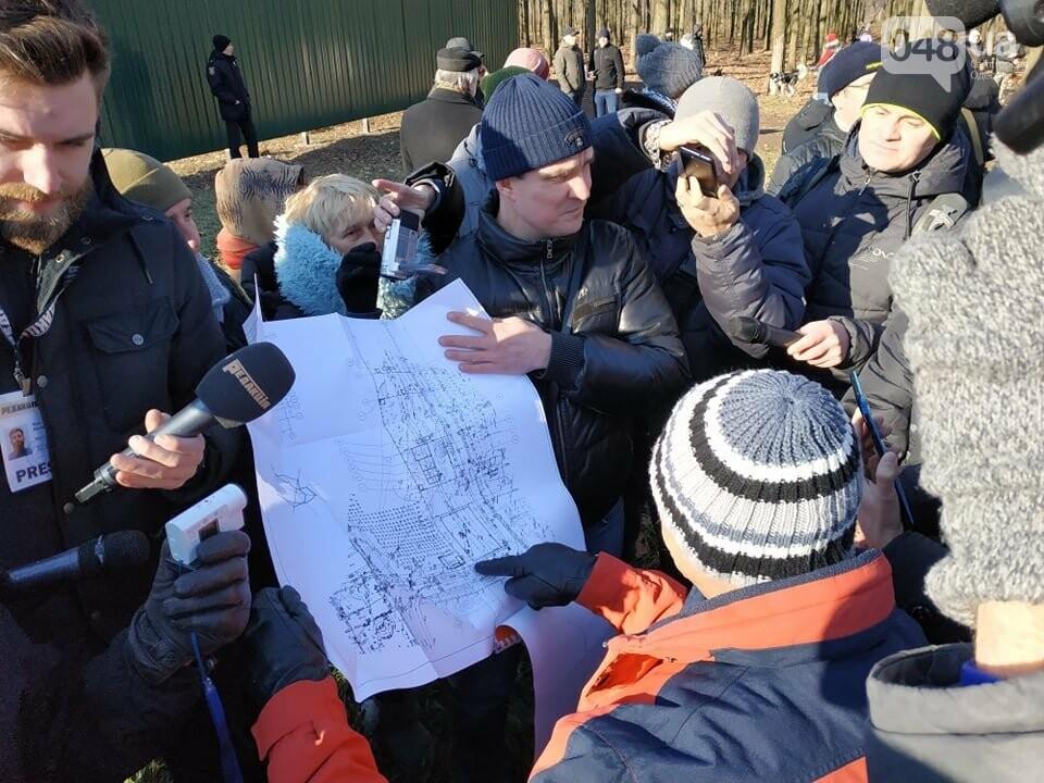 Активисты отвоевывают незаконно захваченный участок одесского парка, - ФОТО, ВИДЕО , фото-10