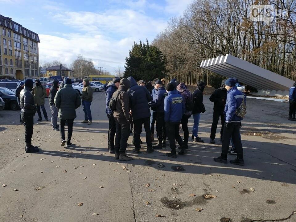 Активисты отвоевывают незаконно захваченный участок одесского парка, - ФОТО, ВИДЕО , фото-18