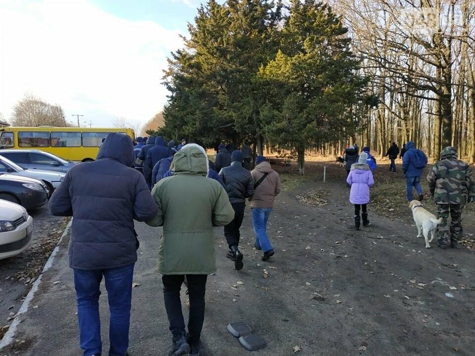 Активисты отвоевывают незаконно захваченный участок одесского парка, - ФОТО, ВИДЕО , фото-8