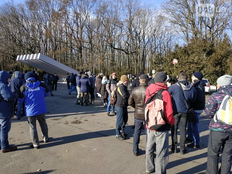 Активисты отвоевывают незаконно захваченный участок одесского парка, - ФОТО, ВИДЕО , фото-22
