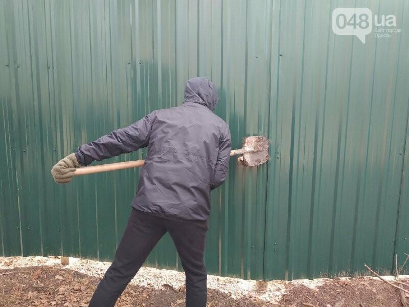 """Страсти по """"Догтауну"""": одесский городской совет против активистов, - ФОТО, ВИДЕО, фото-18"""