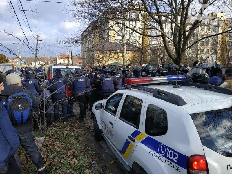 """Страсти по """"Догтауну"""": одесский городской совет против активистов, - ФОТО, ВИДЕО, фото-56"""