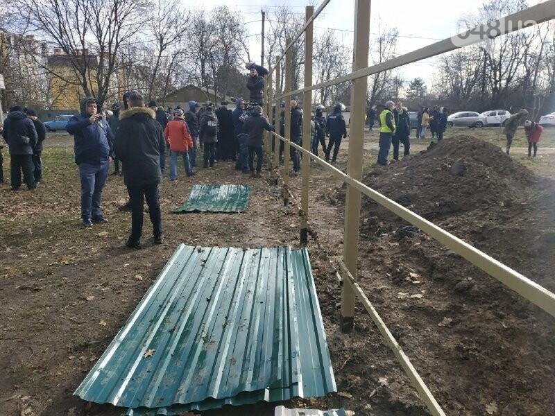 """Страсти по """"Догтауну"""": одесский городской совет против активистов, - ФОТО, ВИДЕО, фото-17"""