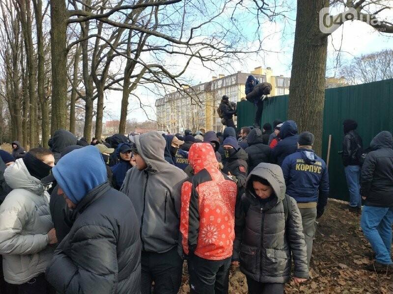 """Страсти по """"Догтауну"""": одесский городской совет против активистов, - ФОТО, ВИДЕО, фото-33"""