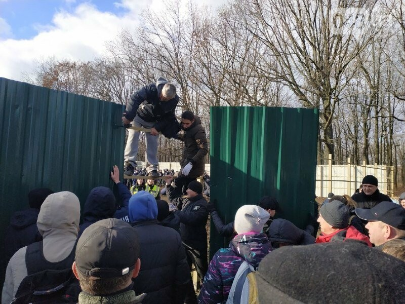 """Страсти по """"Догтауну"""": одесский городской совет против активистов, - ФОТО, ВИДЕО, фото-28"""