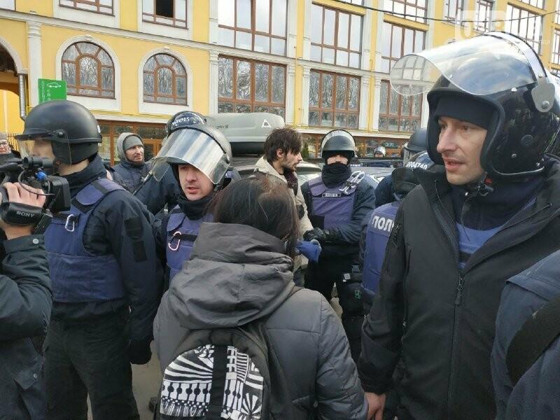 """Страсти по """"Догтауну"""": одесский городской совет против активистов, - ФОТО, ВИДЕО, фото-20"""