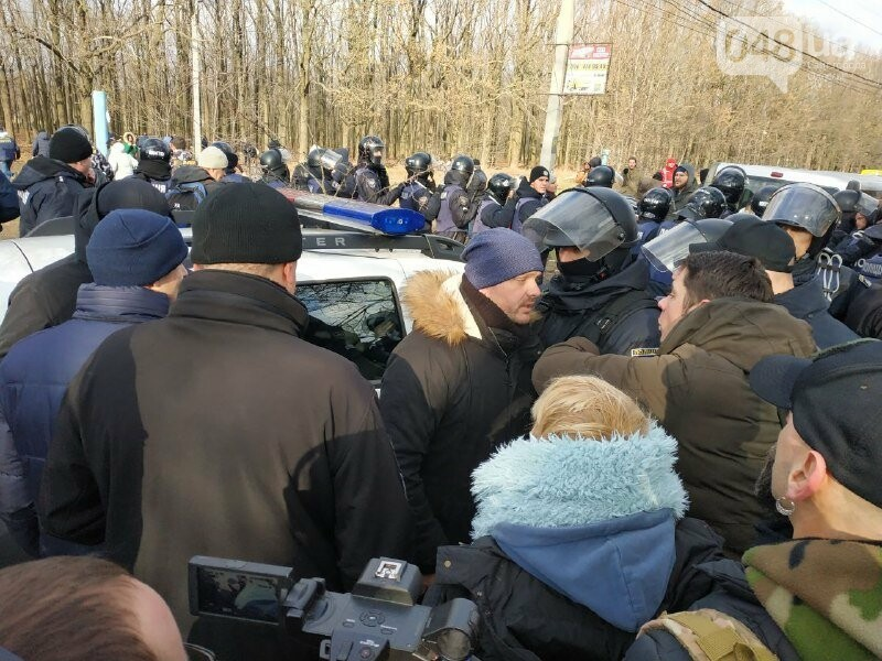 """Страсти по """"Догтауну"""": одесский городской совет против активистов, - ФОТО, ВИДЕО, фото-36"""