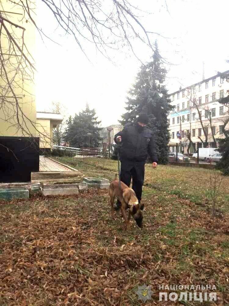 В Одесском суде ищут бомбу, - ФОТО, фото-1
