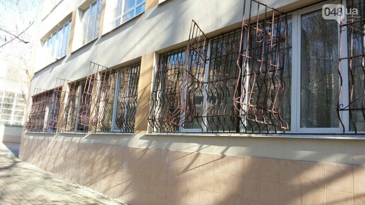 В одесской школе нашли компромиссное решение вопроса безопасности, - ФОТО, фото-4
