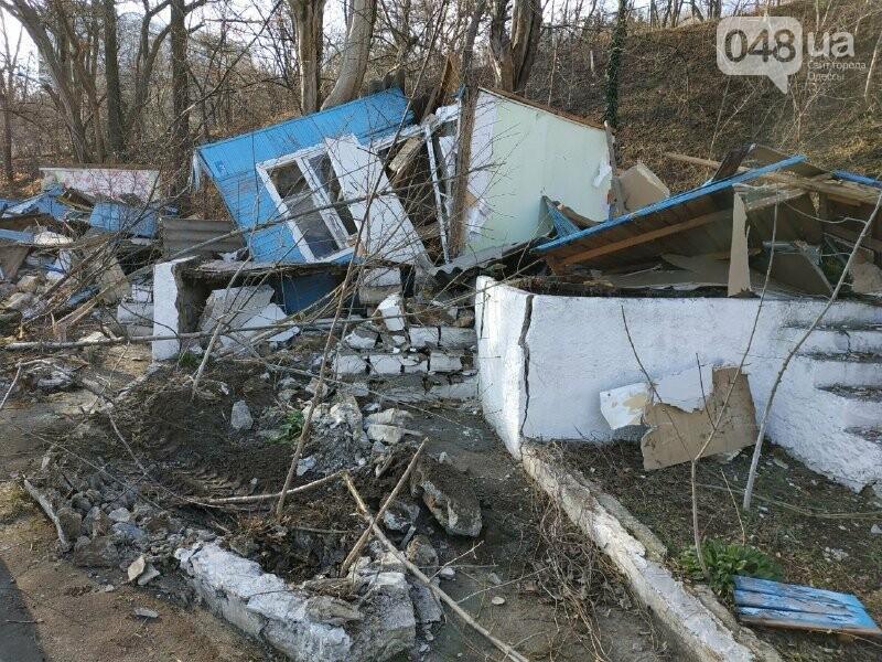 Разгром Чкаловского пляжа в Одессе: что произошло и кому это нужно, - ФОТО, фото-4
