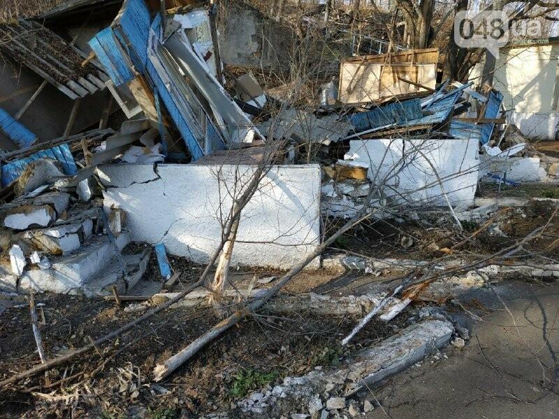 Разгром Чкаловского пляжа в Одессе: что произошло и кому это нужно, - ФОТО, фото-2