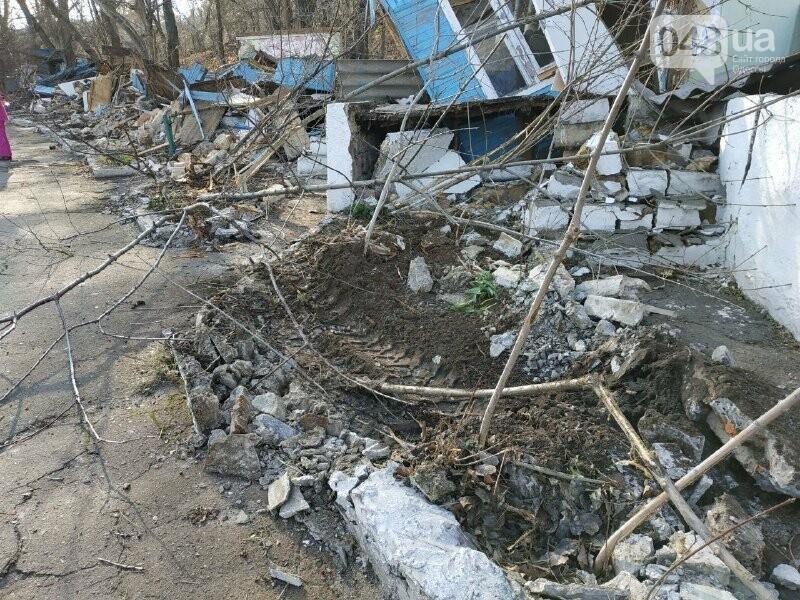 Разгром Чкаловского пляжа в Одессе: что произошло и кому это нужно, - ФОТО, фото-5