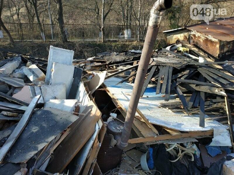 Разгром Чкаловского пляжа в Одессе: что произошло и кому это нужно, - ФОТО, фото-24
