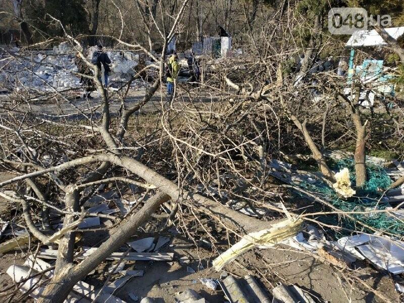 Разгром Чкаловского пляжа в Одессе: что произошло и кому это нужно, - ФОТО, фото-16