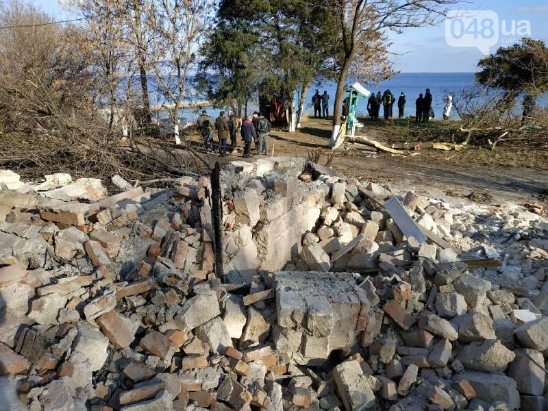 Разгром Чкаловского пляжа в Одессе: что произошло и кому это нужно, - ФОТО, фото-26