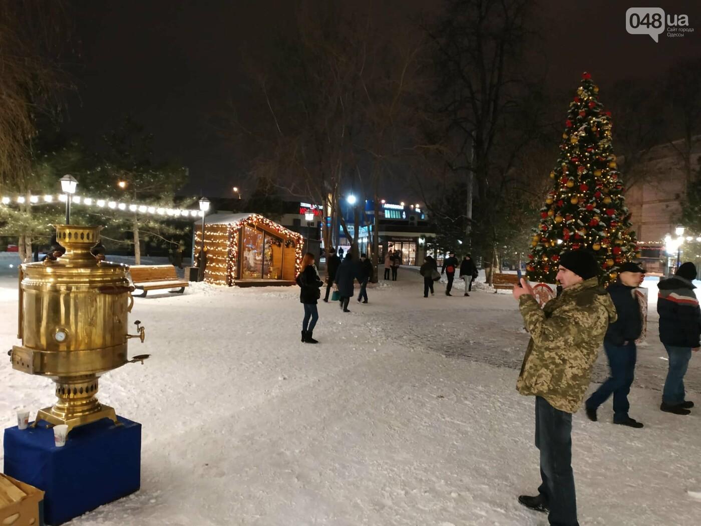 Вместо одесской резиденции Санта Клауса появился Вертеп и самовар на 100 литров, - ФОТО, фото-9