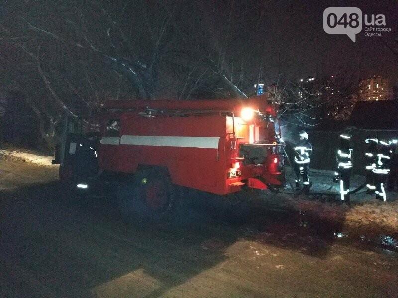 В Одессе что бы потушить одно дерево пожарники израсходовали более 2 тонн воды, - ФОТО, фото-3