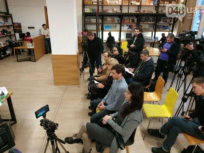 """Одесские общественники продолжают битву за """"Летний театр"""", - ФОТО, фото-2"""