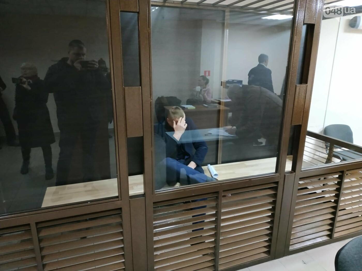 Одесскому псевдо-активисту избрали меру пресечения, - ФОТО, фото-5, Фото: Александр Жирносенко