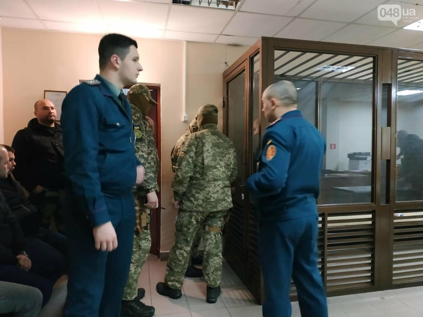 Одесскому псевдо-активисту избрали меру пресечения, - ФОТО, фото-3, Фото: Александр Жирносенко