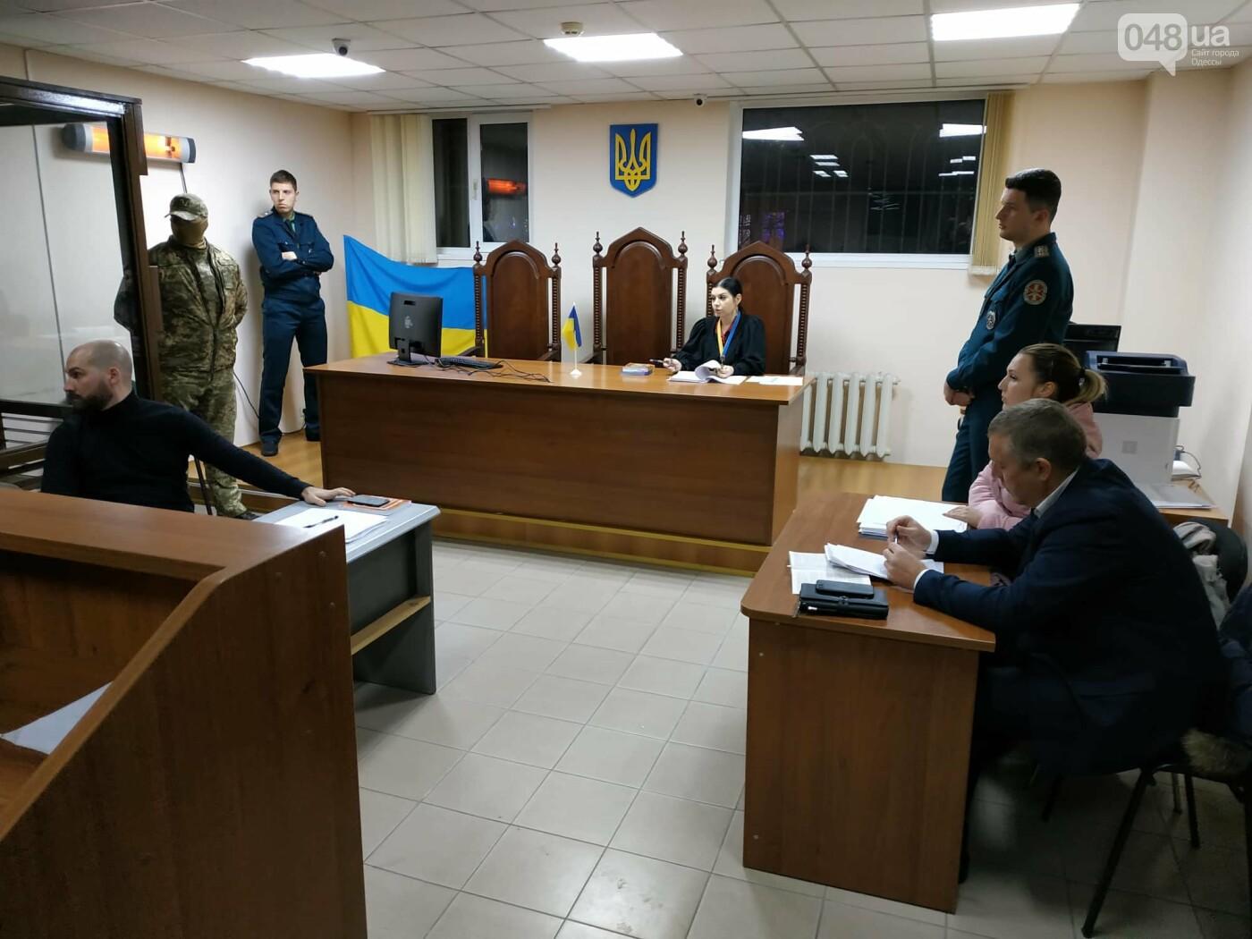 Одесскому псевдо-активисту избрали меру пресечения, - ФОТО, фото-4, Фото: Александр Жирносенко