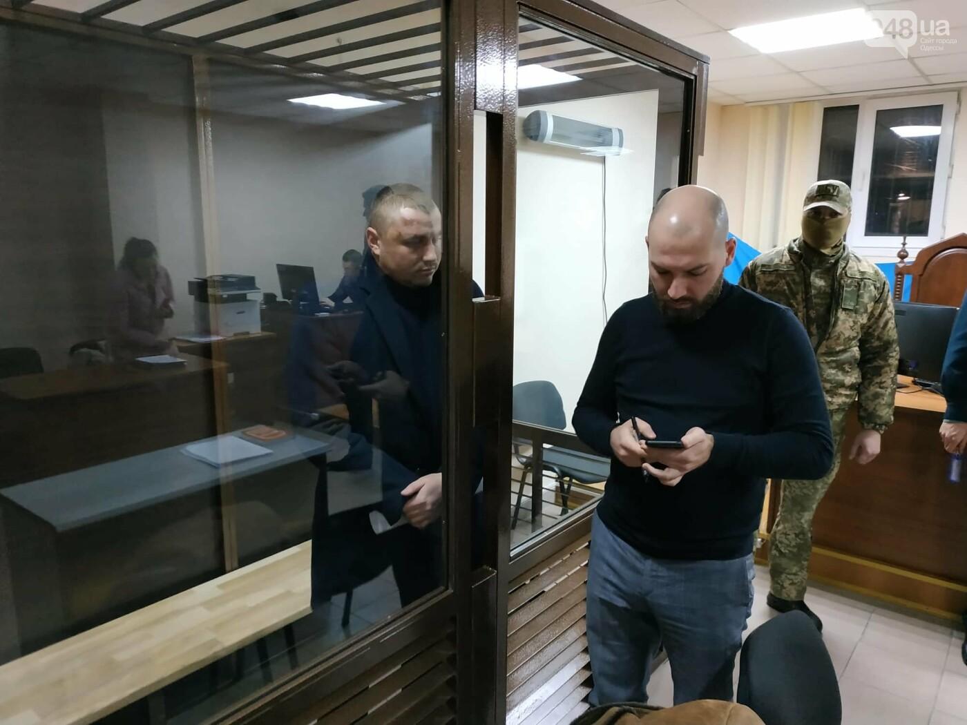 Одесскому псевдо-активисту избрали меру пресечения, - ФОТО, фото-1, Фото: Александр Жирносенко