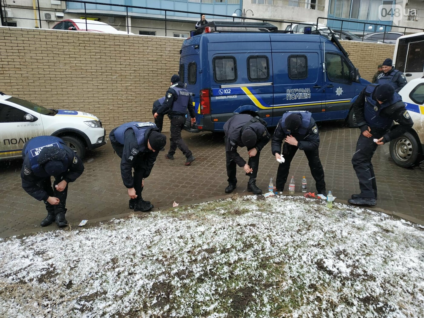"""Одесская полиция отмылась от """"крови"""", - ФОТОФАКТ, фото-2"""