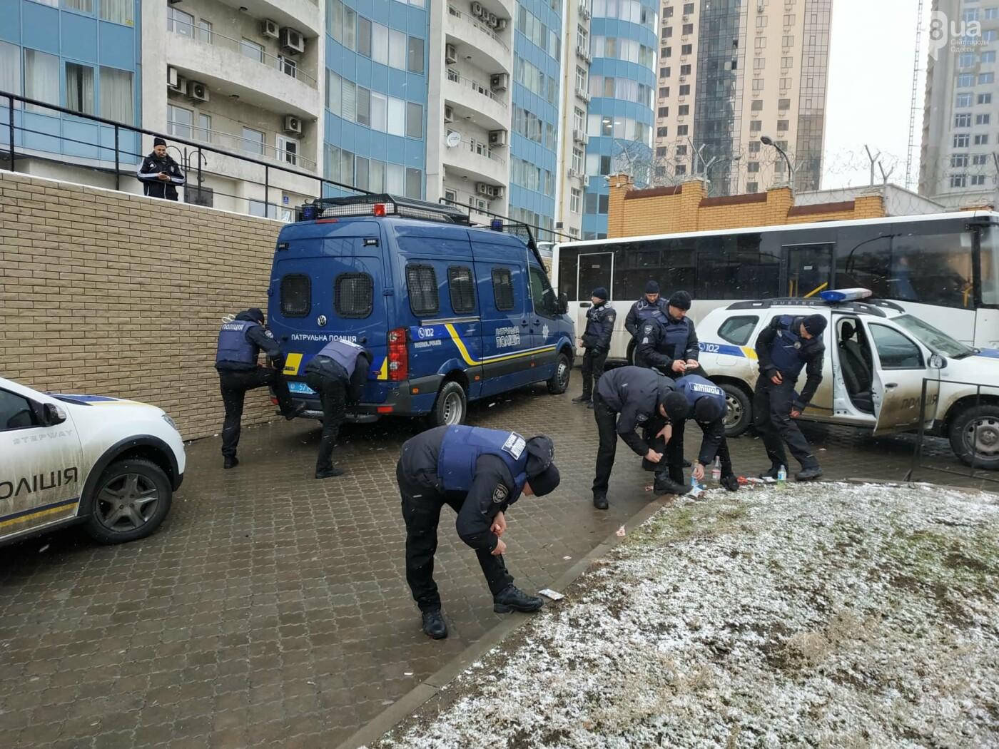 """Одесская полиция отмылась от """"крови"""", - ФОТОФАКТ, фото-1"""