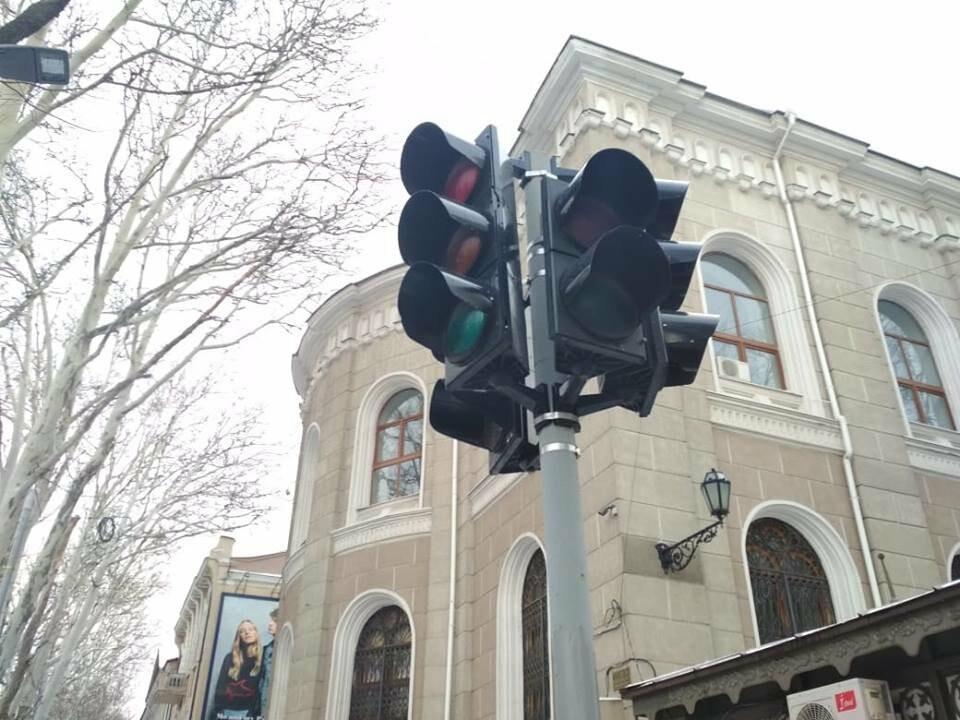 В центре Одессы заработали светофоры, но не все, - ФОТО, фото-3