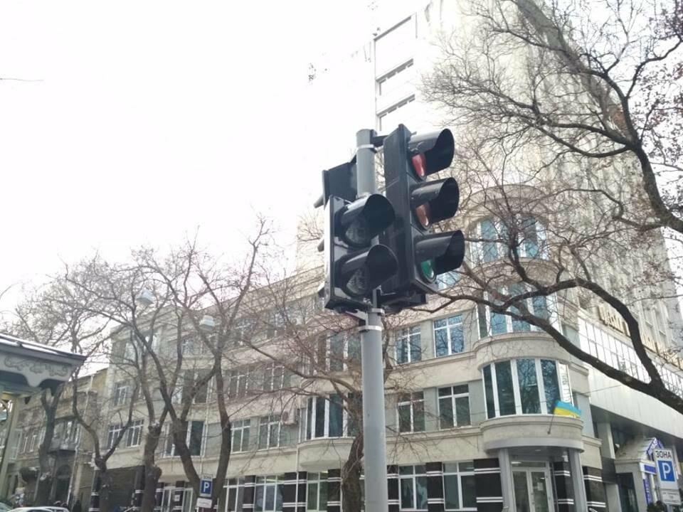 В центре Одессы заработали светофоры, но не все, - ФОТО, фото-4