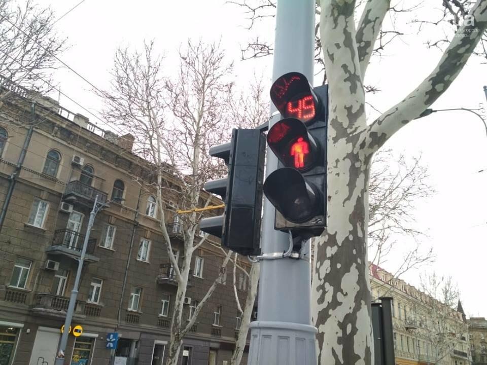 В центре Одессы заработали светофоры, но не все, - ФОТО, фото-1