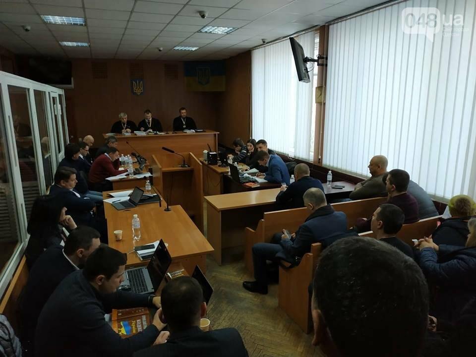 Суду зачитали антитрухановскую колядку: на активистов набросилась агрессивная старушка , фото-5