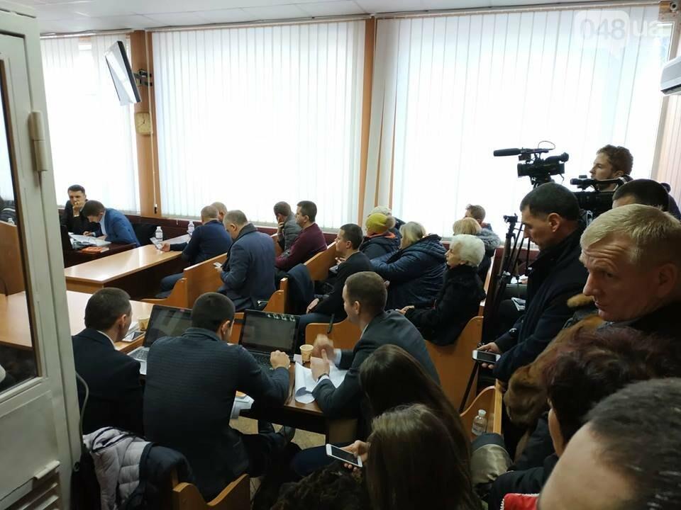 Суду зачитали антитрухановскую колядку: на активистов набросилась агрессивная старушка , фото-11