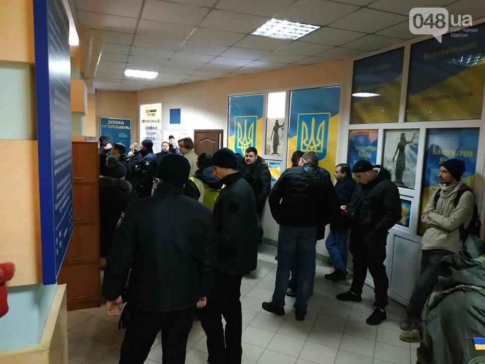 Суду зачитали антитрухановскую колядку: на активистов набросилась агрессивная старушка , фото-12