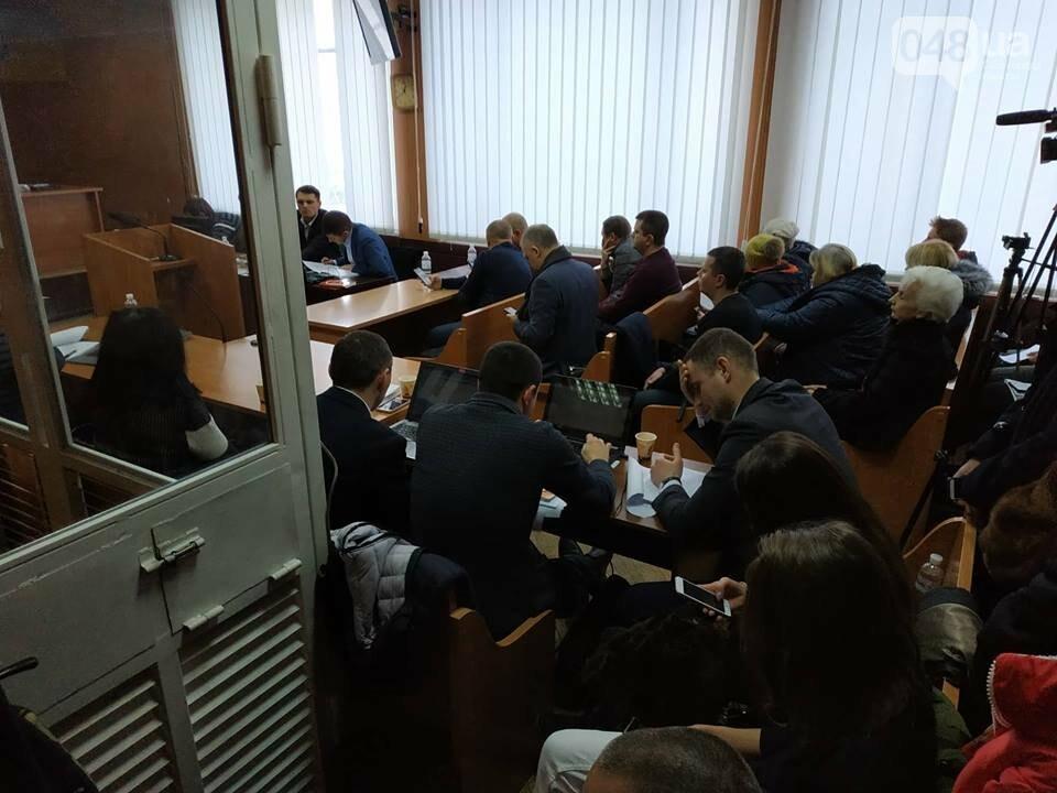 Суду зачитали антитрухановскую колядку: на активистов набросилась агрессивная старушка , фото-15