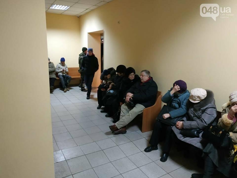 Суду зачитали антитрухановскую колядку: на активистов набросилась агрессивная старушка , фото-2