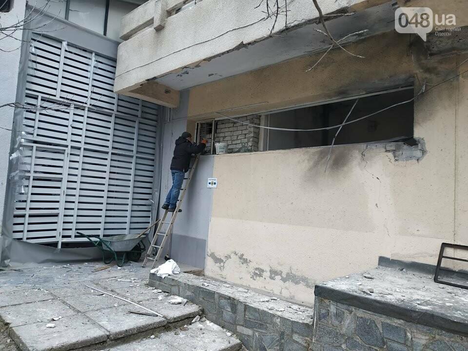 Взрыв в Одессе сегодня: репортаж с места событий, - ФОТО, ВИДЕО, фото-4