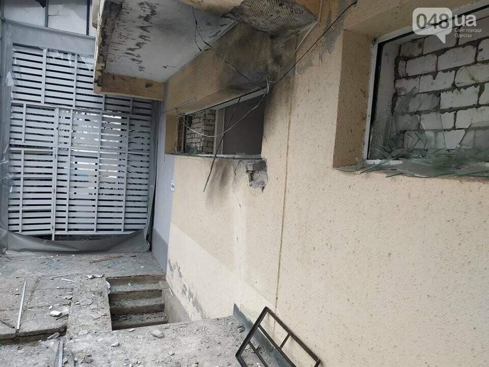 Взрыв в Одессе сегодня: репортаж с места событий, - ФОТО, ВИДЕО, фото-12