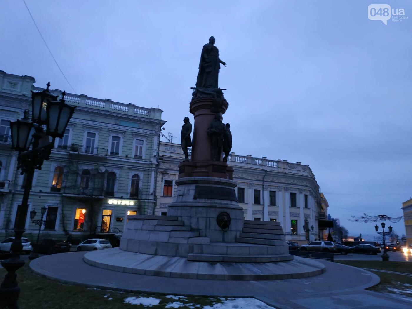 В Одессе умыли императрицу Екатерину, - ФОТО, фото-8