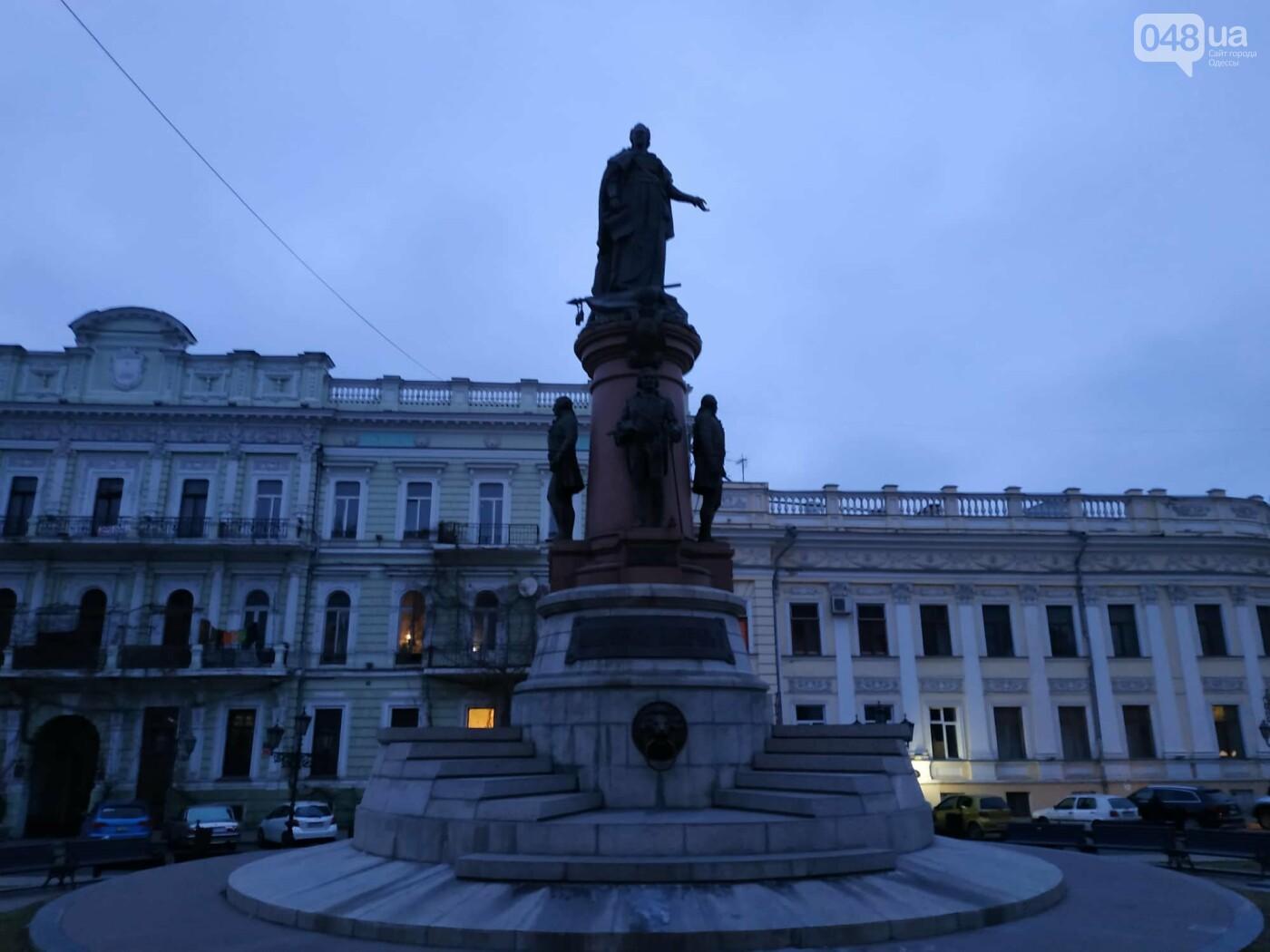 В Одессе умыли императрицу Екатерину, - ФОТО, фото-2