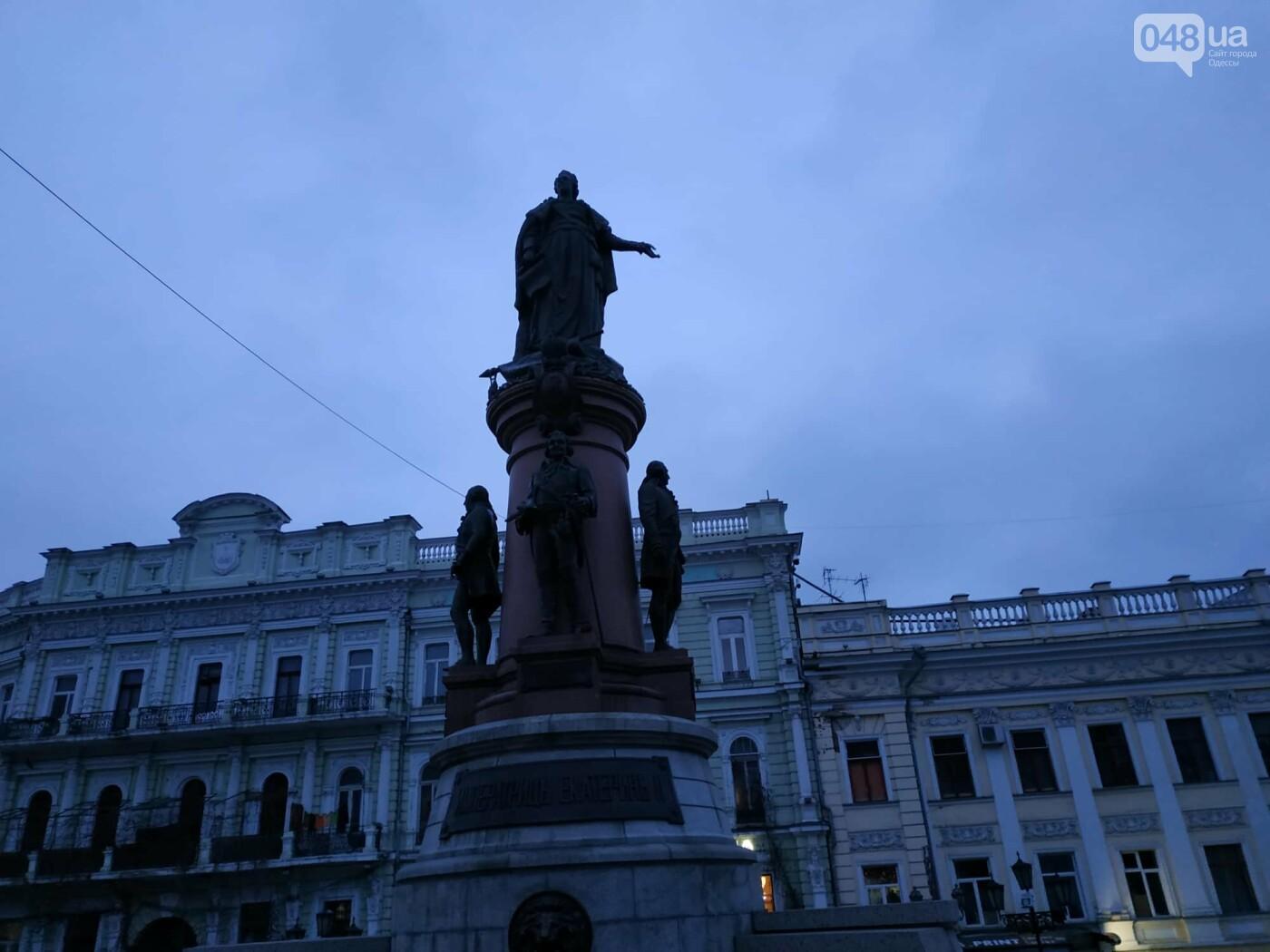 В Одессе умыли императрицу Екатерину, - ФОТО, фото-5
