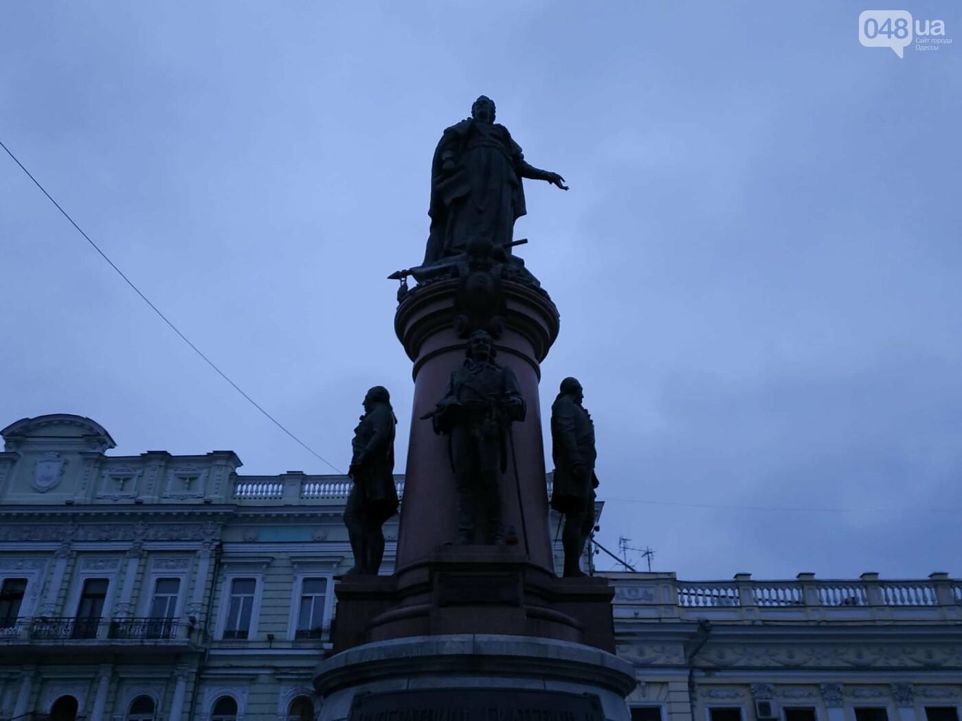 В Одессе умыли императрицу Екатерину, - ФОТО, фото-7